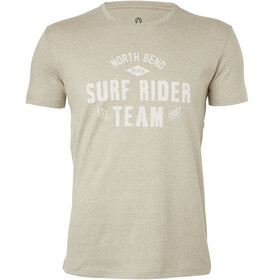 North Bend Mack T-Shirt Herren khaki crisp